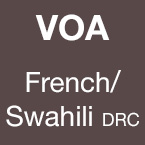 VOA French/Swahili DRC